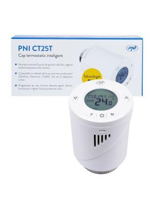 Интелигентна термостатична глава PNI CT25T