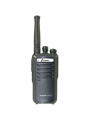 Преносима PMR радиостанция Stabo Freetalk Com II, 16 канала, CTCSS, DCS, Squelch, 1 бр 20260
