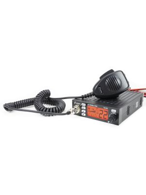 CB радиостанция STABO XM 3008E AM-FM, 12-24V, функция VOX, ASQ