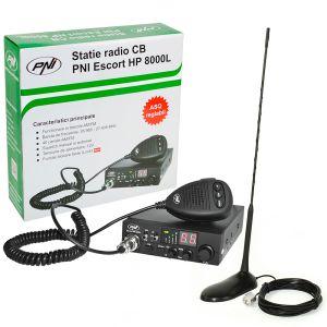 Комплект CB CBI ESCORT CB 8000L ASQ + PN PNI Extra 45 с магнит